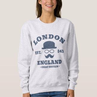 London Great Britain Vintage Hipster Sweatshirt