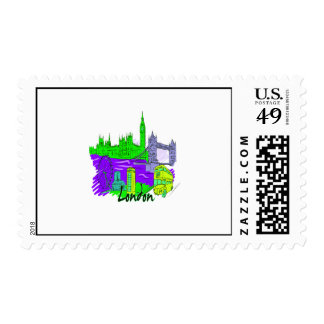 london green 2 city image png stamps