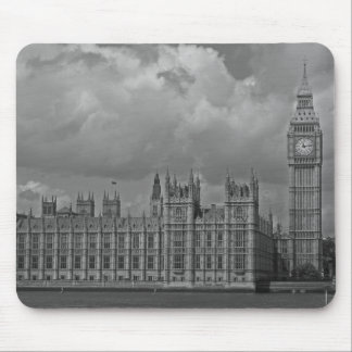 London Houses of Parliament & Big Ben Mouse Pad