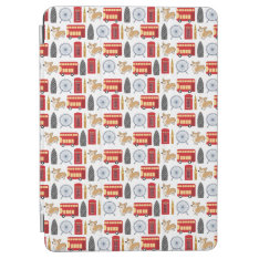 London Icon Collage Ipad Air Cover at Zazzle
