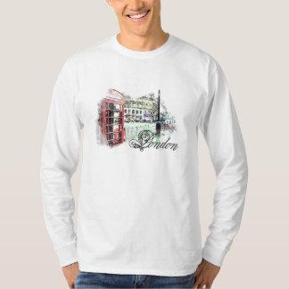 London Illustrated T Shirts