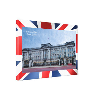 London image for wrapped-canvas canvas print