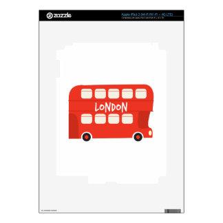 London iPad 3 Decals