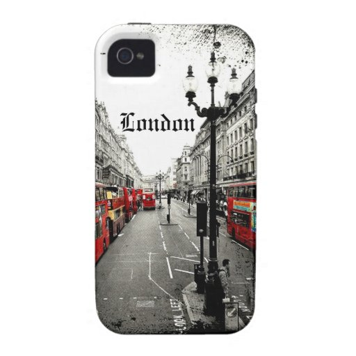 London iPhone 4 4s Case