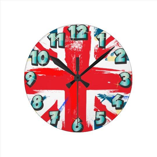 London landmark big ben westminster england round clock