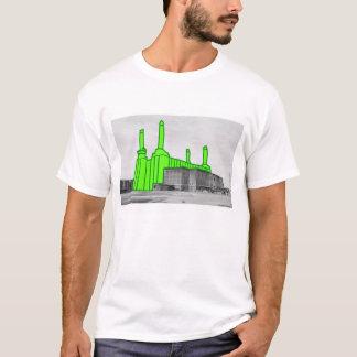 London Landmarks - Battersea Power Station T-Shirt