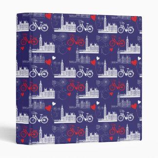 London Landmarks Pattern Binder
