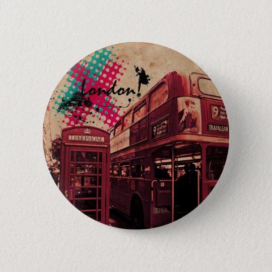 London love! button