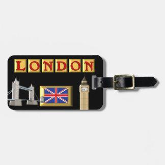 London - Luggage Tag