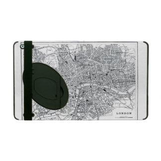 London Map iPad Folio Case