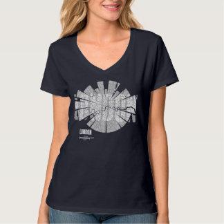 London Map T-Shirt for Women