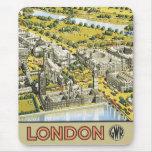 London Mousepads