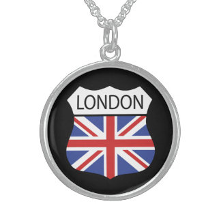 London Sterling Silver Necklaces