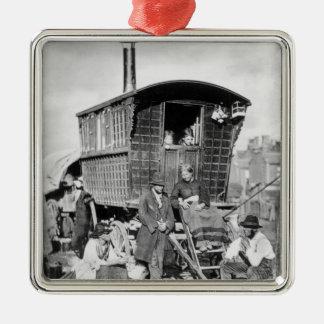 London Nomades, c.1876 Metal Ornament
