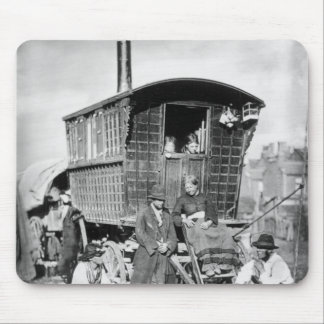 London Nomades, c.1876 Mouse Pad