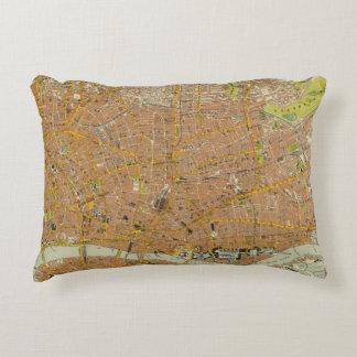 London Northeast Accent Pillow