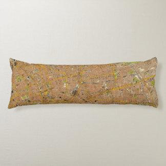 London Northeast Body Pillow