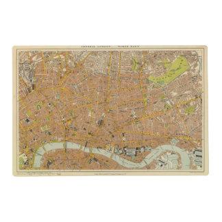 London Northeast Placemat