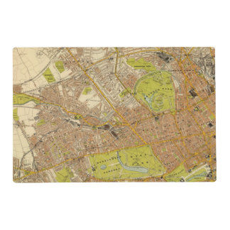 London Northwest Placemat