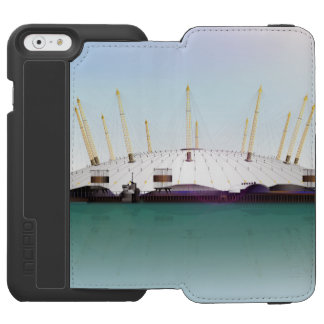 London O2 Arena - Day iPhone 6/6s Wallet Case