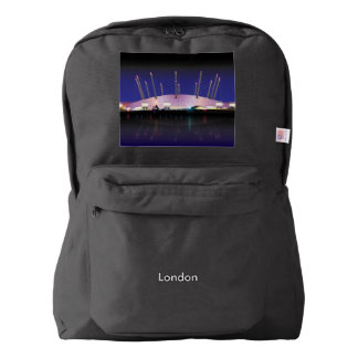 London O2 Arena - Night Backpack