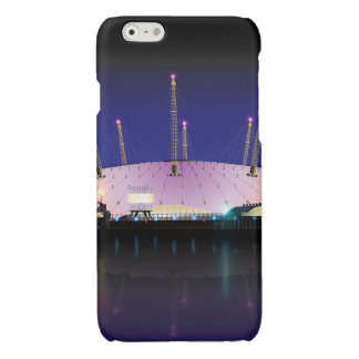 London O2 Arena - Night Glossy iPhone 6 Case