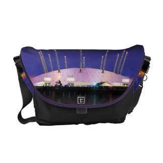 London O2 Arena - Night Messenger Bag