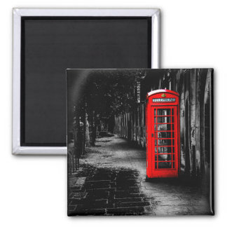 London On The Phone Magnet