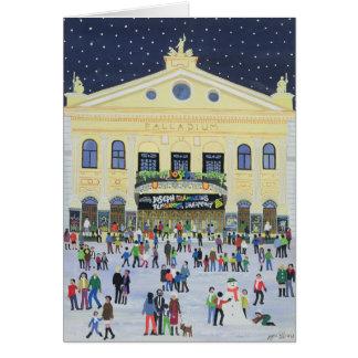 London Palladium 'Joseph' 1992 Card