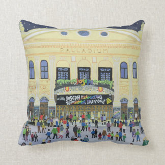 London Palladium 'Joseph' 1992 Throw Pillow