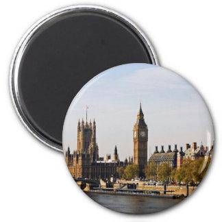London Panorama Magnet