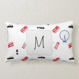 London Pattern Pillows