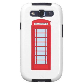 London phone booth galaxy SIII case