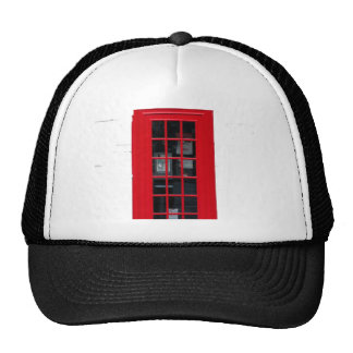 LONDON PHONE BOOTH HATS