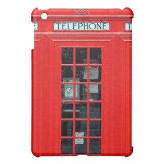 London Phone Booth iPad Case