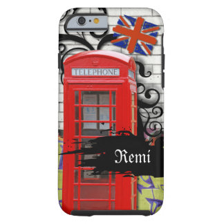 London Phone Booth iPhone 6 Case (Case-Mate)