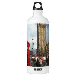 London Phone box & Big Ben (St.K) SIGG Traveler 1.0L Water Bottle