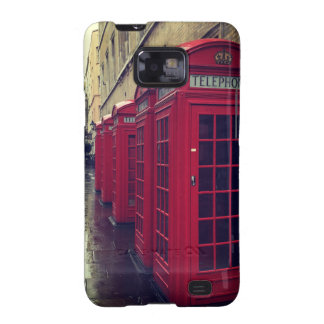 London phone boxes samsung galaxy s2 cover