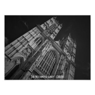 London Photography, Westminster Abbey Wall Art