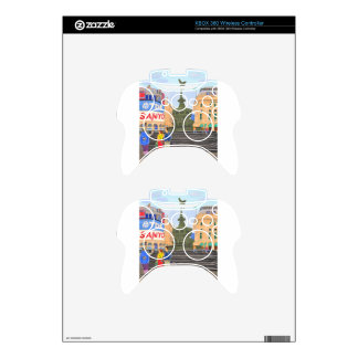 London, Piccadilly Circus Xbox 360 Controller Skin