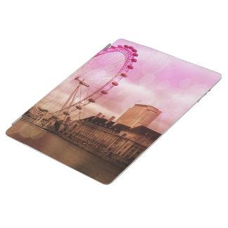 london,pink effekt.jpg iPad cover