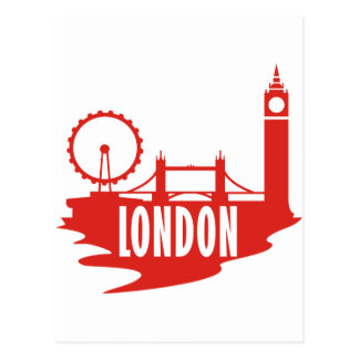 London Post Cards