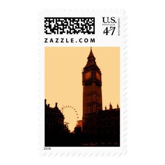 London Postage