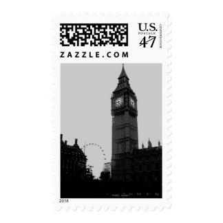 London Postage Stamp