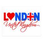 London postcard - customize!
