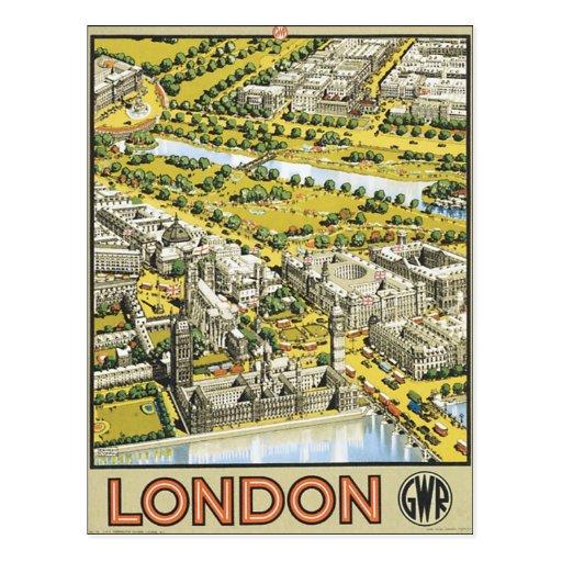 London Postcards
