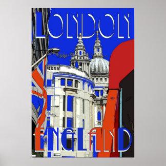 London poster art