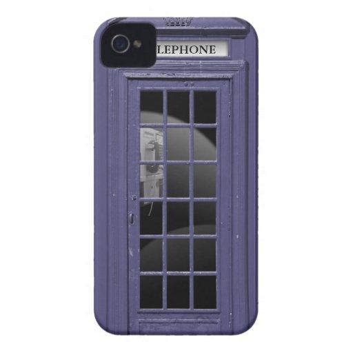 London Public Telephone, BlackBerry Case-Mate Blackberry Case