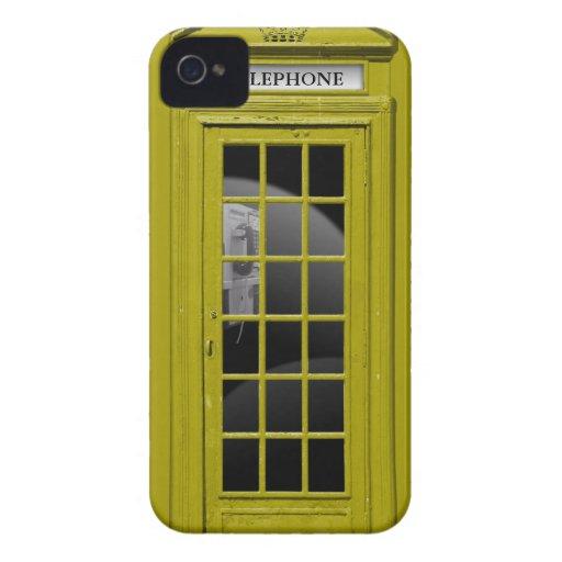 London Public Telephone, BlackBerry Blackberry Cases