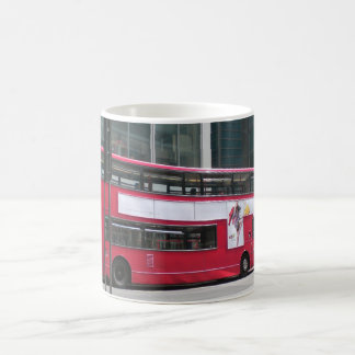 London Red Bus Coffee Mug
